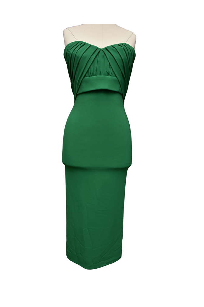 Dsquared Little Green Dress