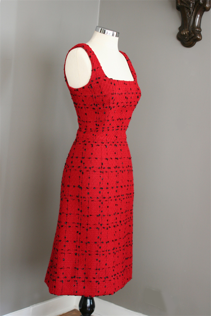 SEI  Tweed Dress